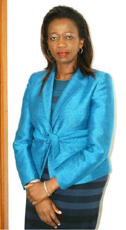 Cécile Epondo Fouda : femme à poigne et de coeur