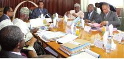 Programme des visites de travail  de la commission centrale de supervision
